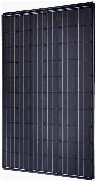 SolarWorld 250W, 270W, 285W, Protect, Black, Mono