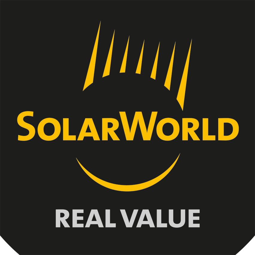 Logo SolarWorld Photovoltaik