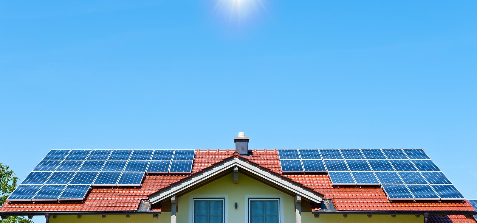 Photovoltaik Solarmoduke